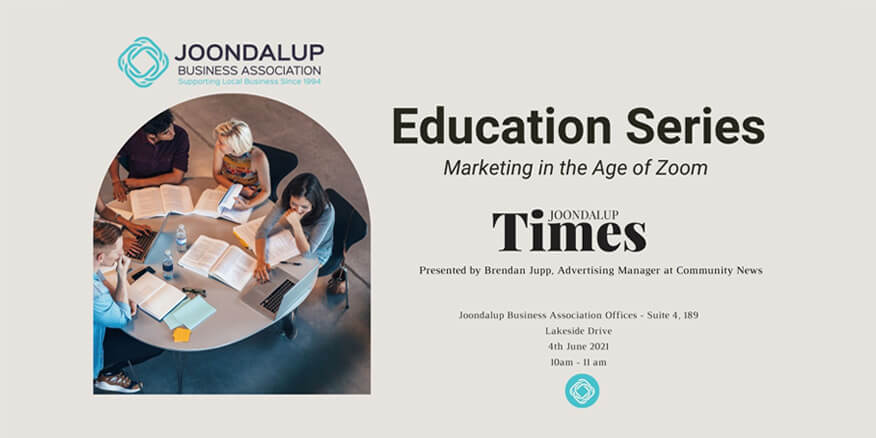 Education Series – Marketing In the Age of Zoom