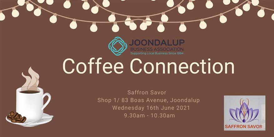 Coffee Connection - Networking Event - Saffron Savor