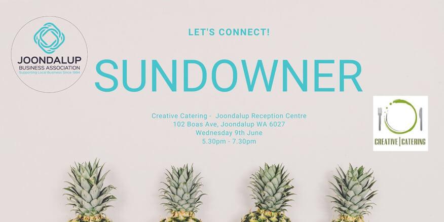 Sundowner - Creative Catering - Joondalup Reception