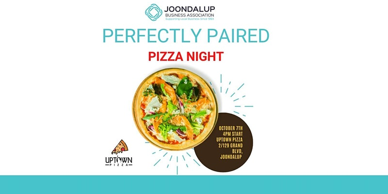 Perfectly Paired - Pizza Night
