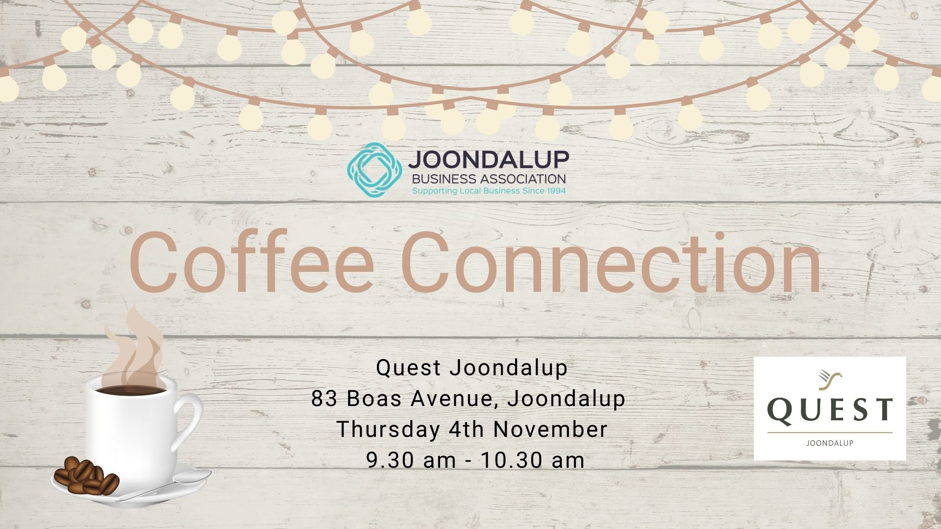 Coffee Connection - Quest Joondalup